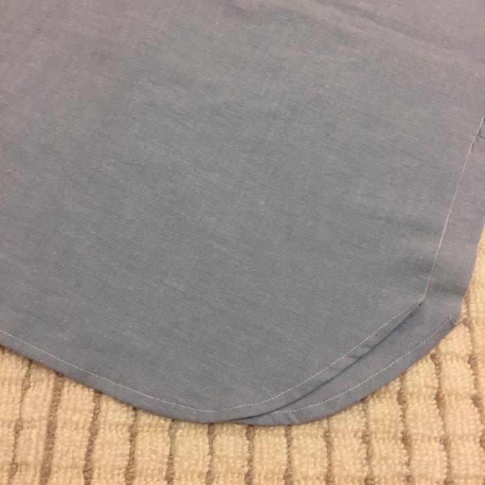 洋裁教室1 メンズプルオーバーシャツ2