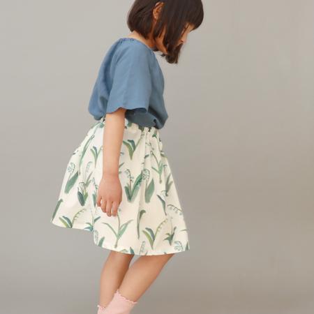 ギャザースカート3