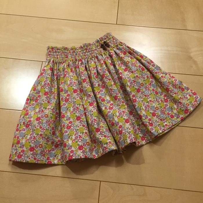 ゴムスカート