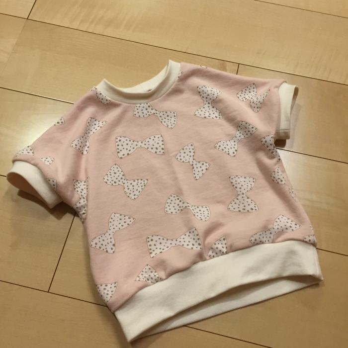 pullover半袖