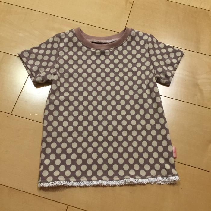 ベビーTシャツ1