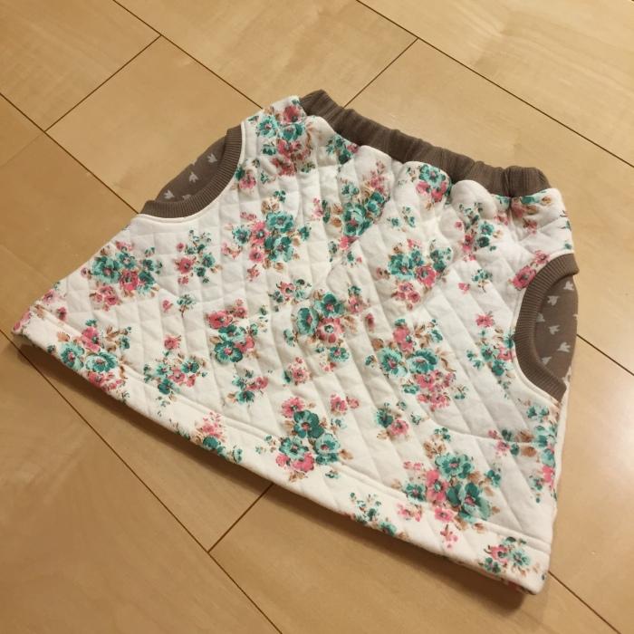 山ガールスカート