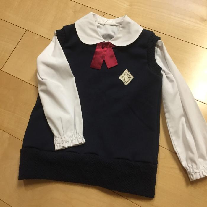 kotappy キッズベスト 120 制服
